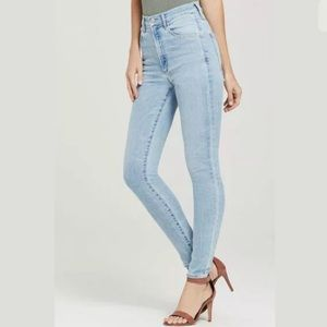 NWT citizen of humanity high rise SKINNY CHRISSY